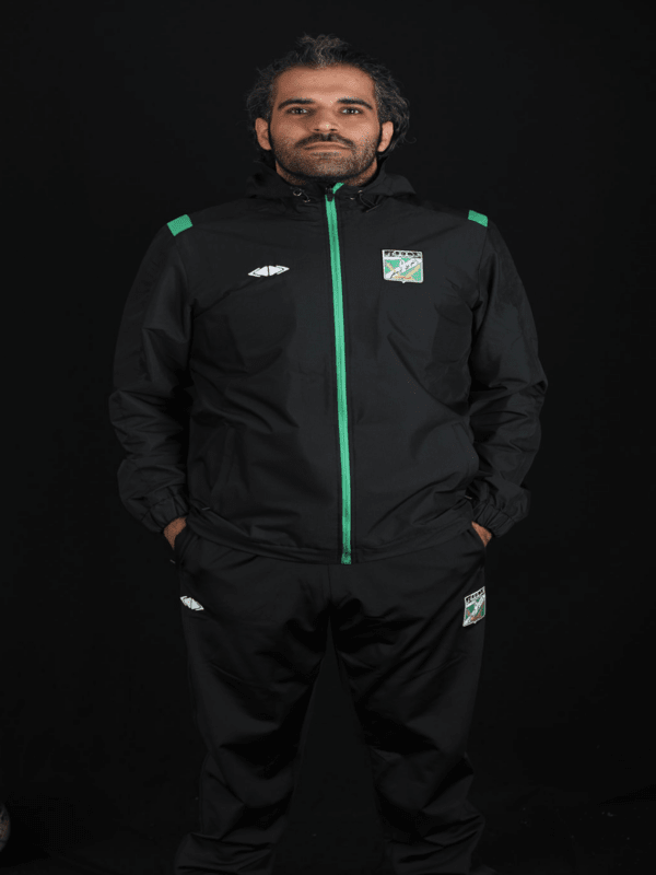 Alarabi sports club training suit waterproof