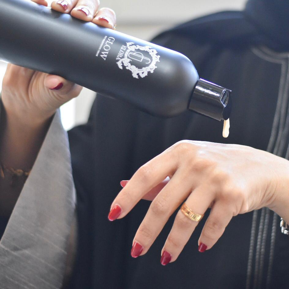 GlOW SKIN BRIGHTENING CREAM (350 ml)