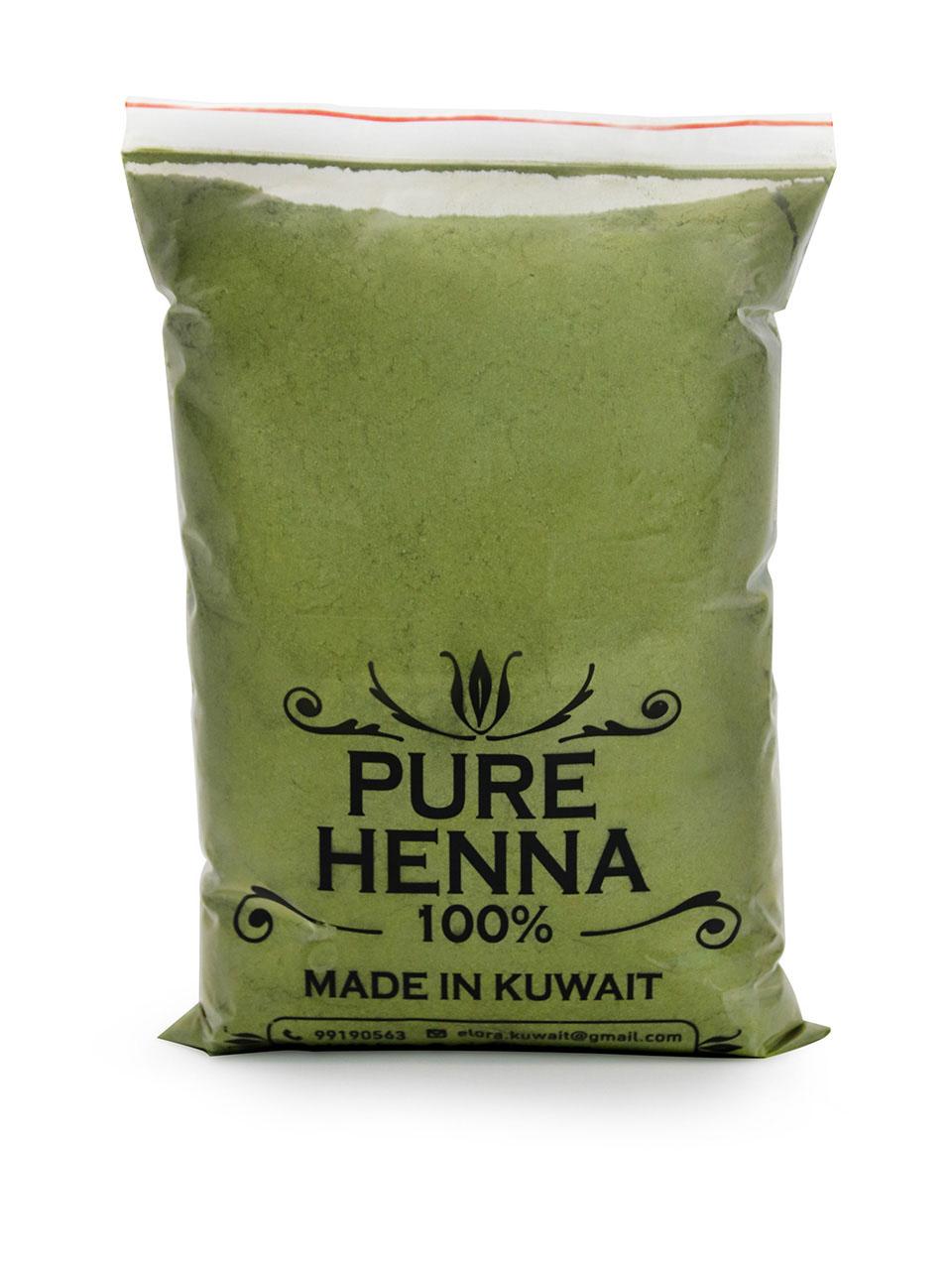 PURE HENNA 100%