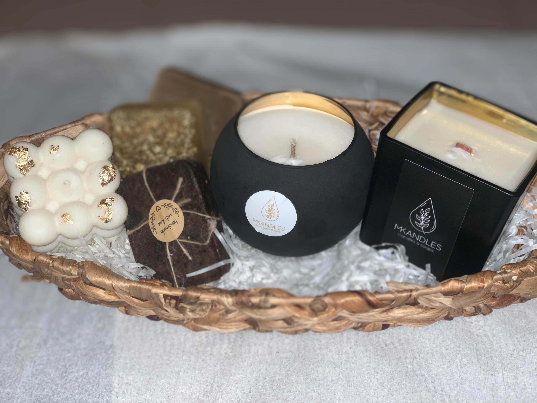 Black gift set