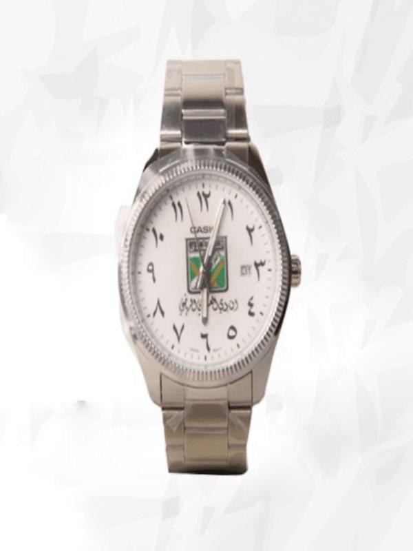 Casio watch with Alarabi sports club logo